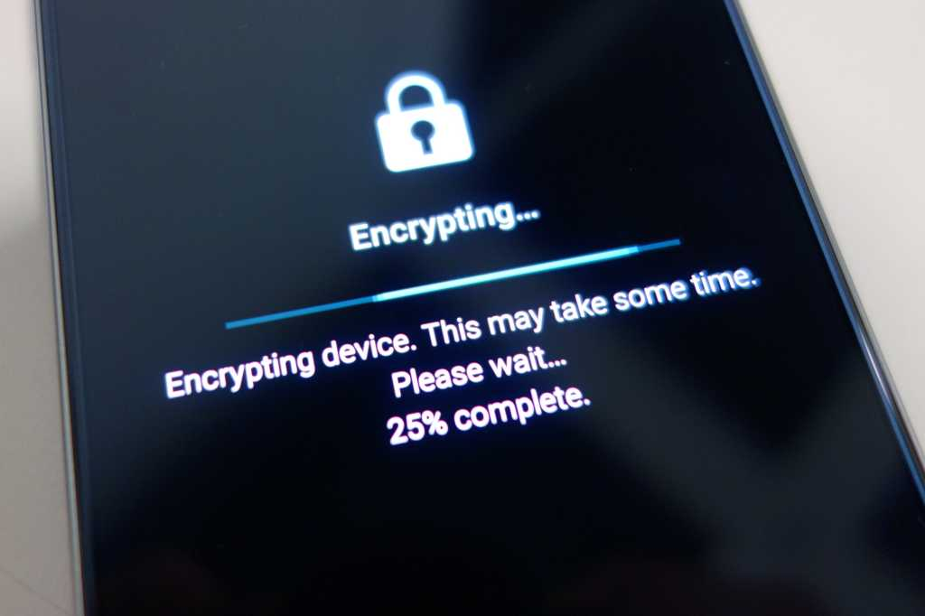encryption security Android