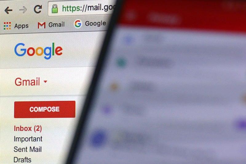 Gmail Google Mail