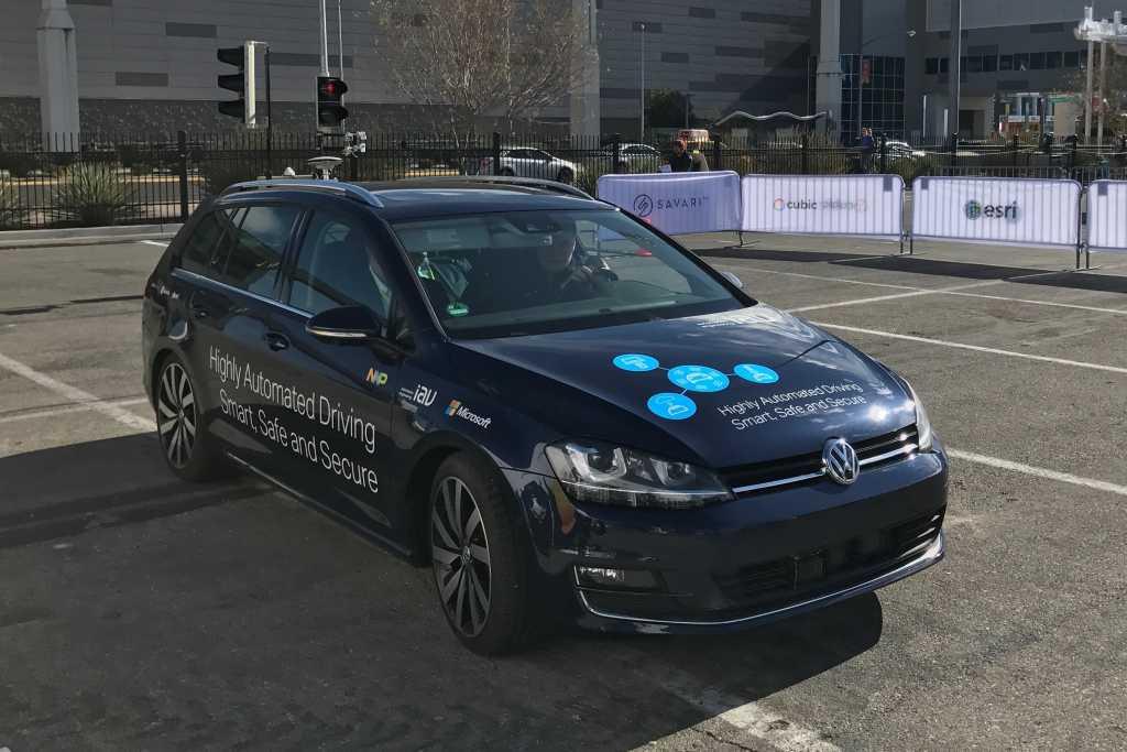 20170104 ces microsoft autonomous car