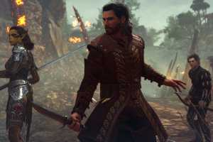 New Baldur's Gate III gameplay shows off the Underdark and a mushroom man