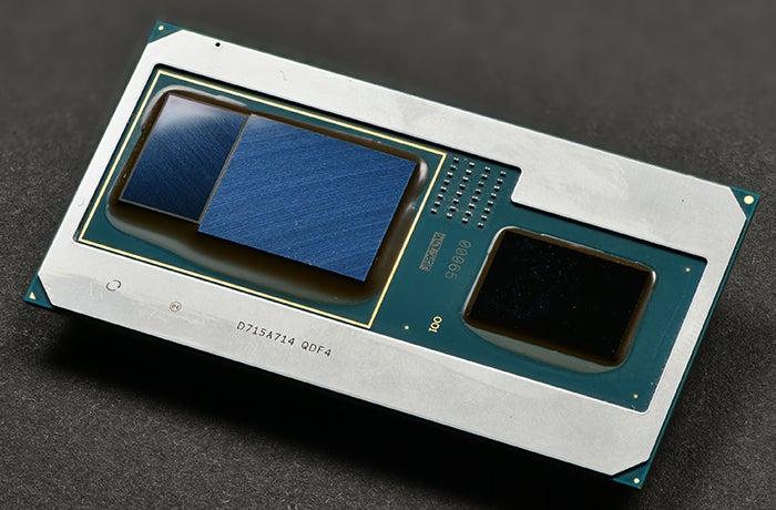 8th gen intel core processor with Radeon Vega