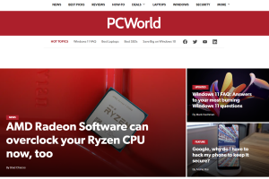 Welcome to the new PCWorld.com