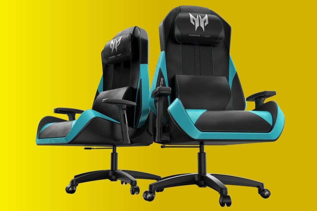acer predator osim gaming chair primary