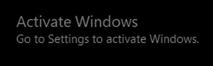 activate windows 2 700