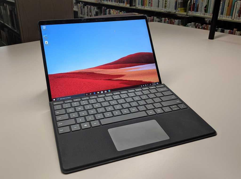 Microsoft Surface Pro X alt primary