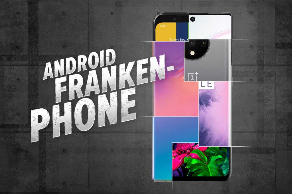 android frankenphone