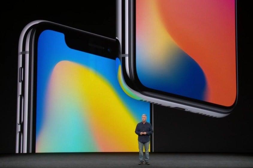 apple iphone x super retina primary