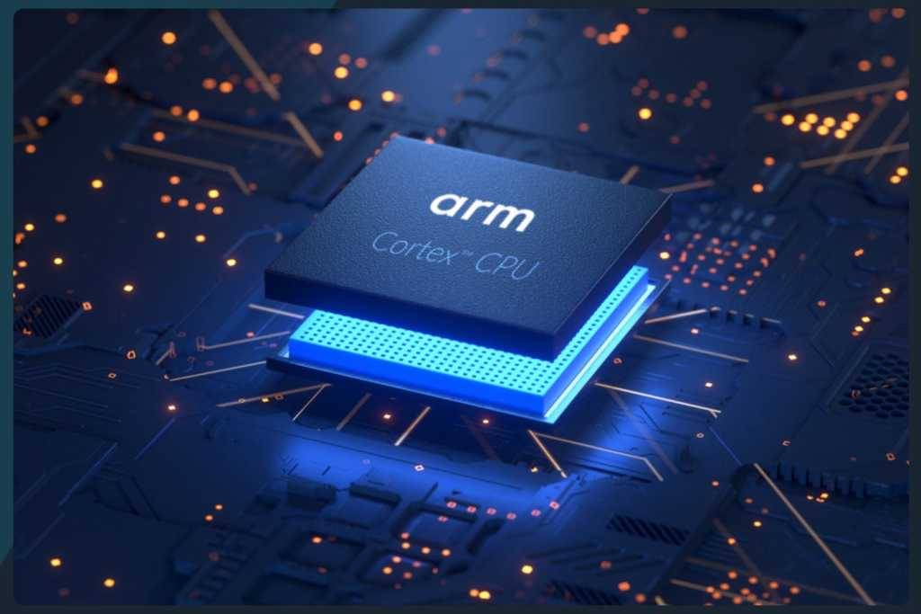 arm cortex chip image