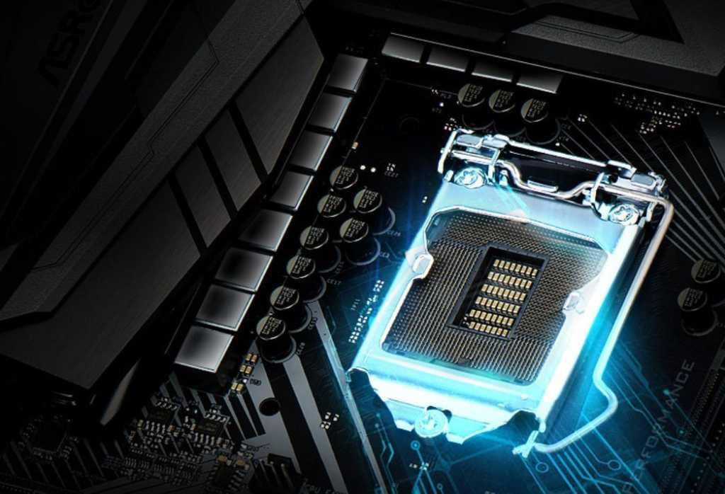 asrock intel motherboard