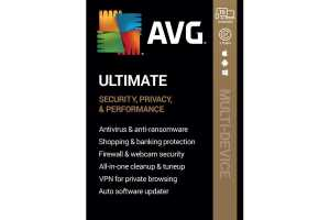 Antivirus deal: Grab AVG Ultimate 2021 for only $29.99 (that's 88% off!)