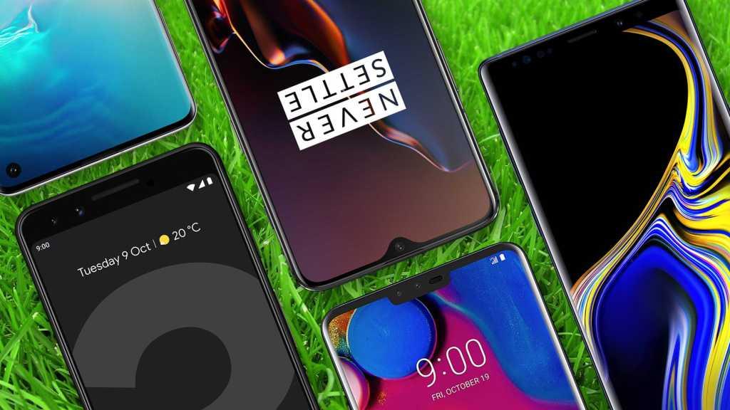 best phones hub pcw