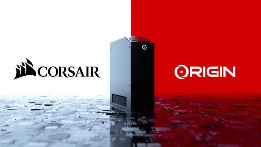 Origin PC bought by Corsair