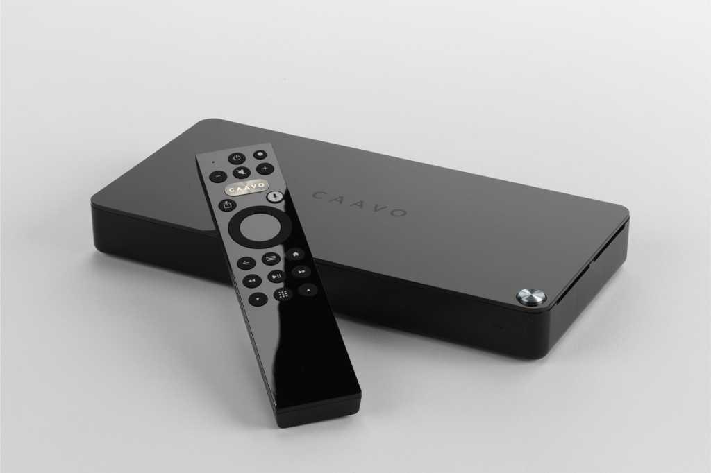 caavo universal remote control