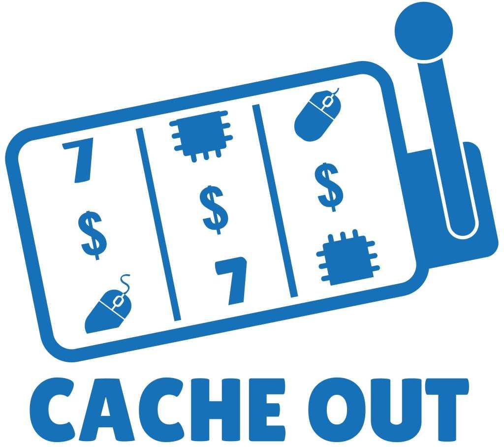 cacheout logo