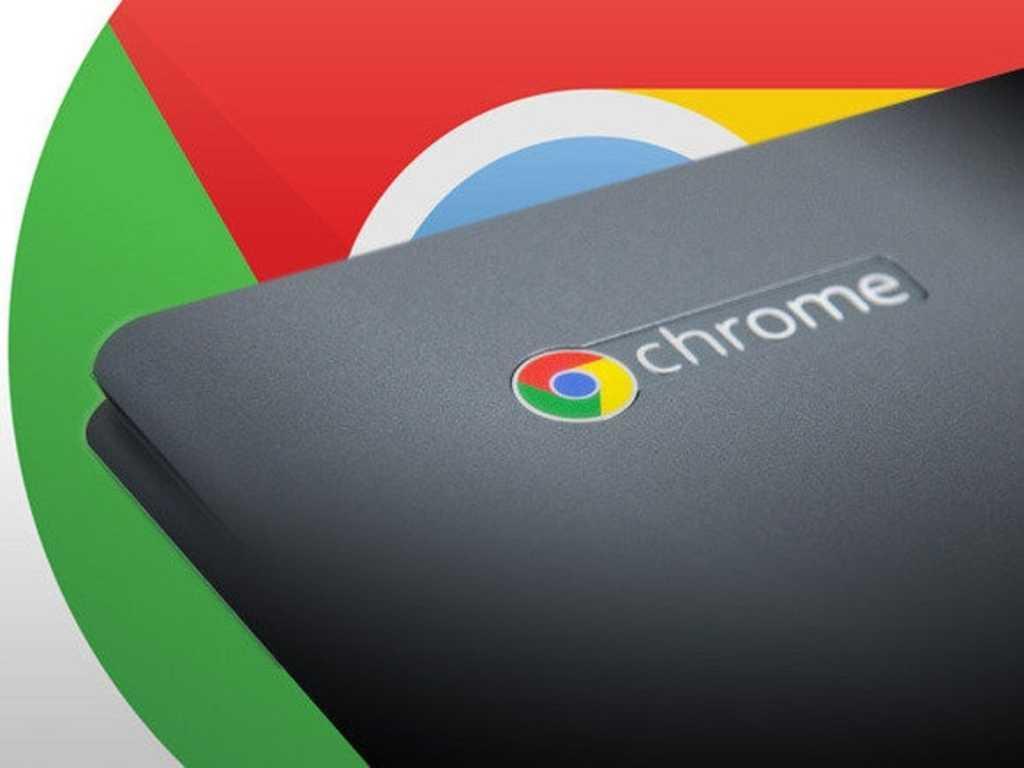 chromebook chrome logo