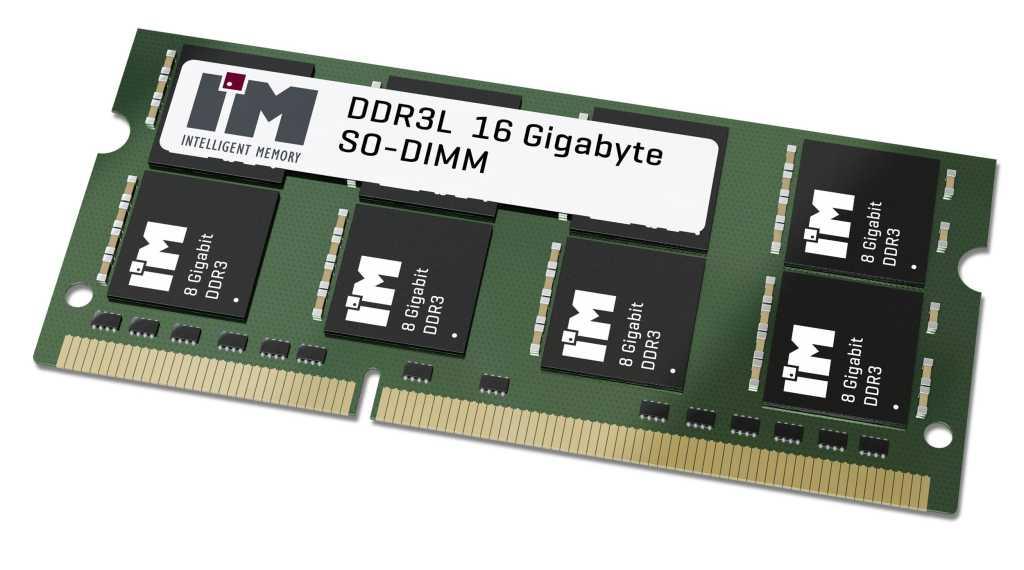 ddr3l 16gigabyte so dimm perspview