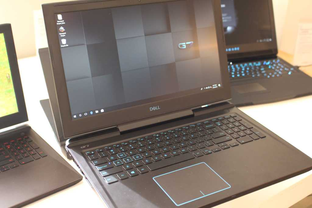 dell g7 15 front