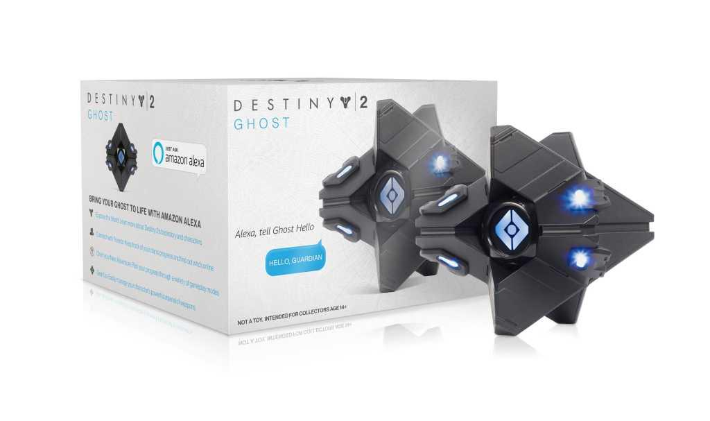 Destiny 2 - Amazon Alexa Ghost