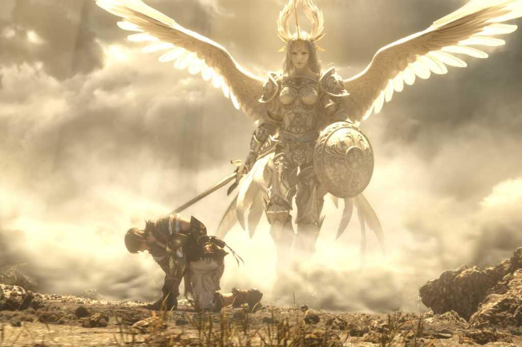 final fantasy xiv shadowbringers hero