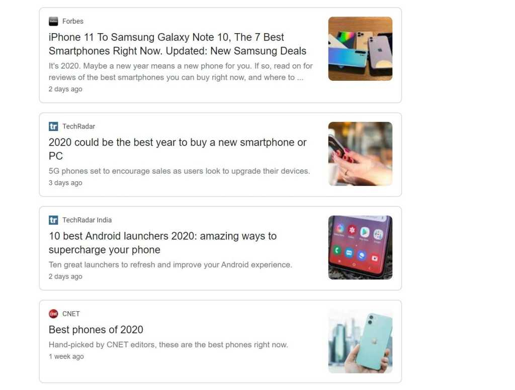 google favicons search news results