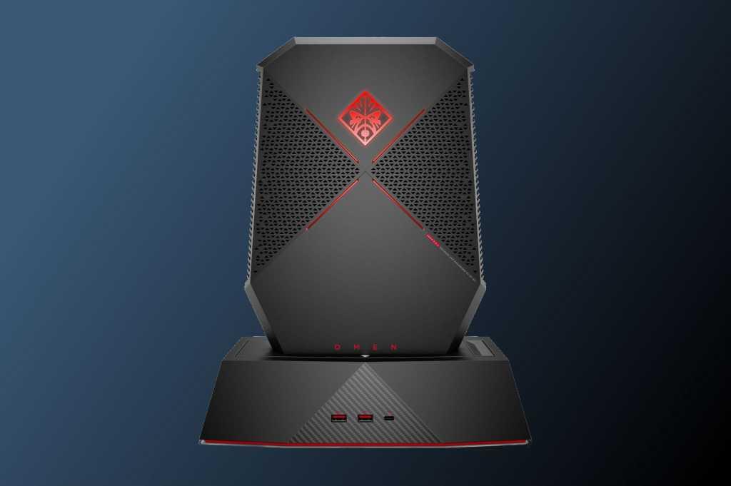 hp omen x compact desktop primary