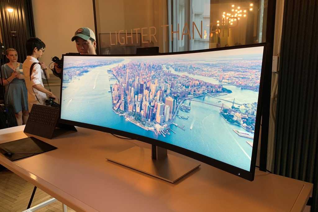 hp s430c curved ultrawide monitor main