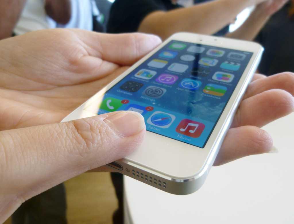 Apple iPhone 5S (3)