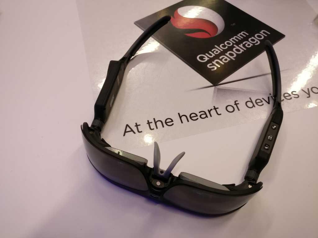 ODG AR headset
