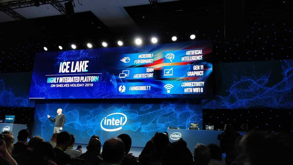 Intel Ice Lake ces 2019
