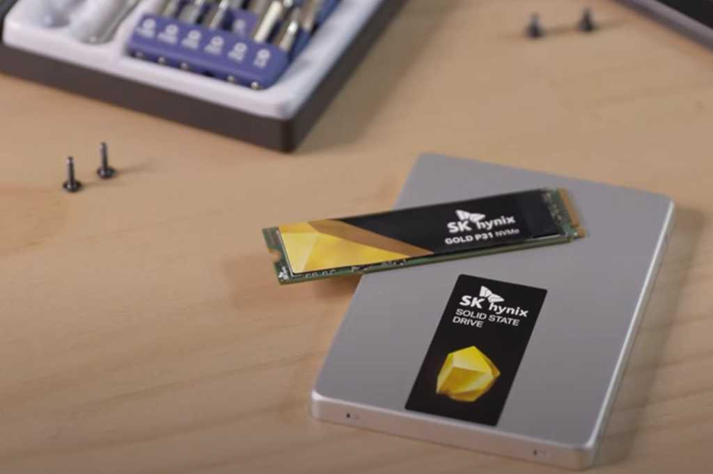 install ssd in pc 1 sata and m2 drives