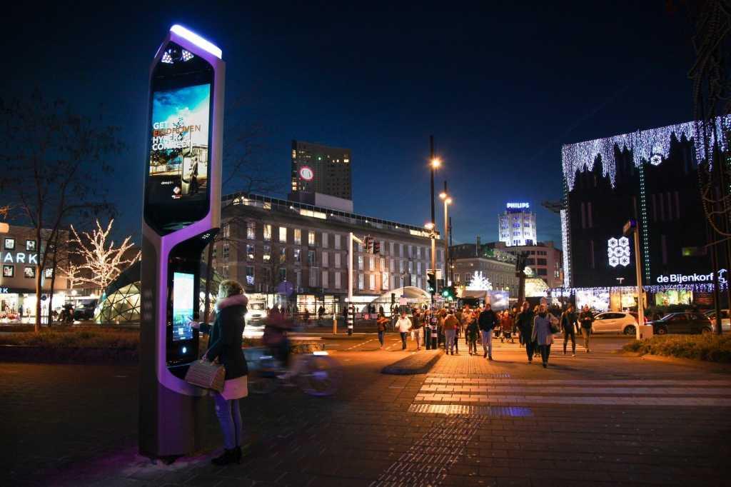 intel smart cities citybeacon eindhoven