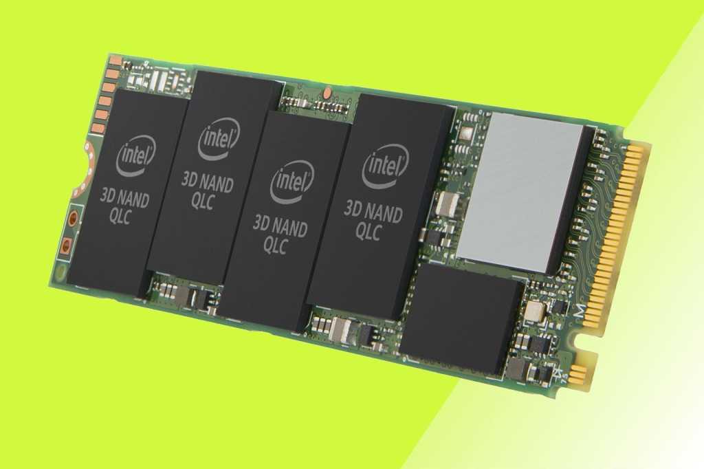 intel ssd 660p primary
