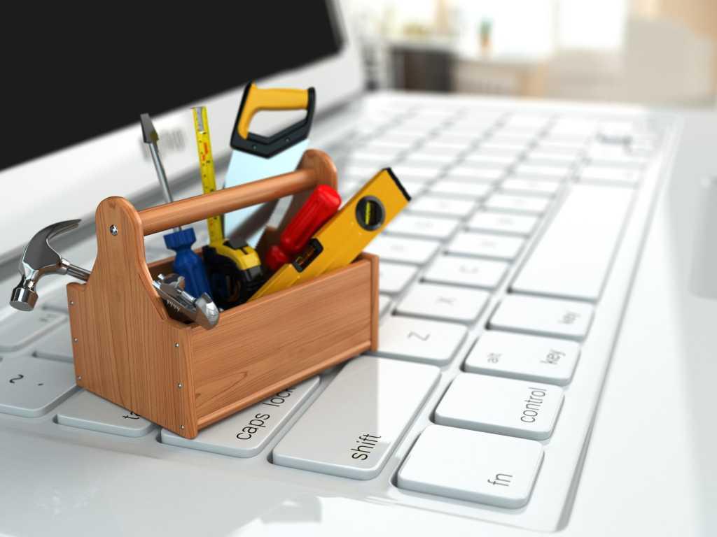 laptop repair toolbox keyboard toolkit