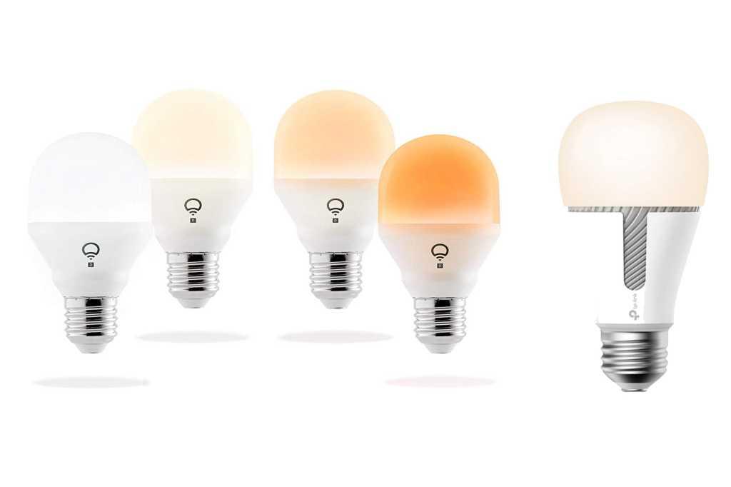 lifx tp link smart bulbs