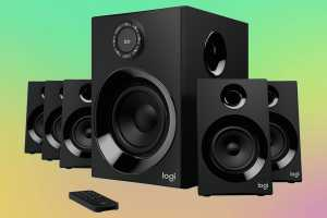 Logitech Z606 5.1 Surround Sound Speaker System review: Affordable immersive audio