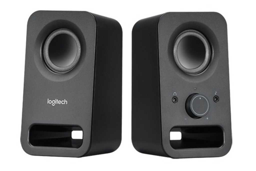 logitech z150 speakers primary