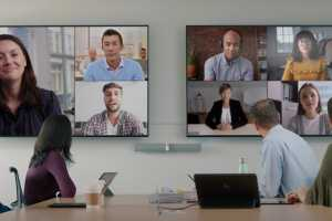 Office's future of work swipes ideas from 2010's Xbox