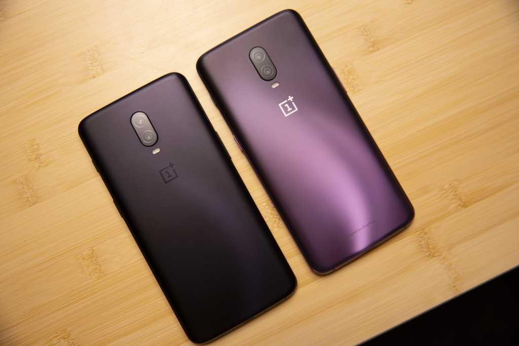 oneplus 6t purple black