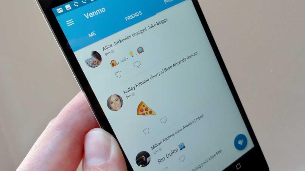 p2p payment roundup venmo social feed