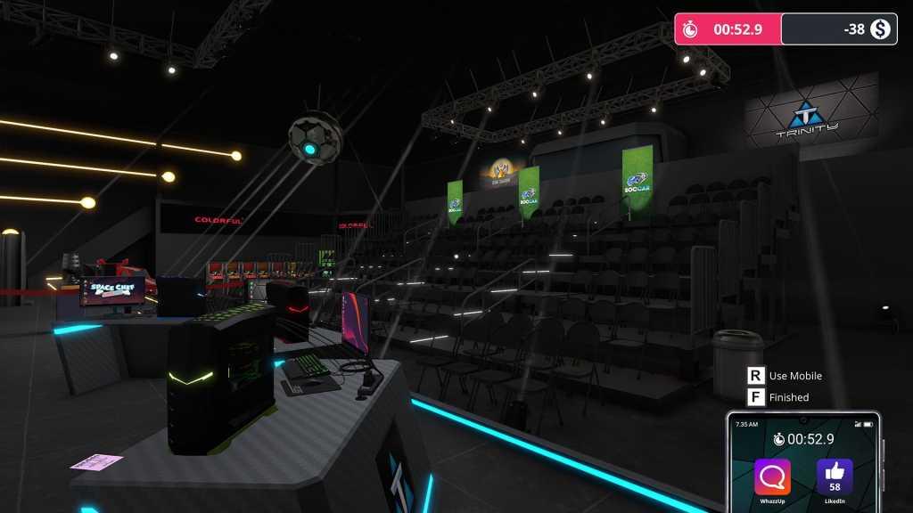 pc building sim esports expansion 2