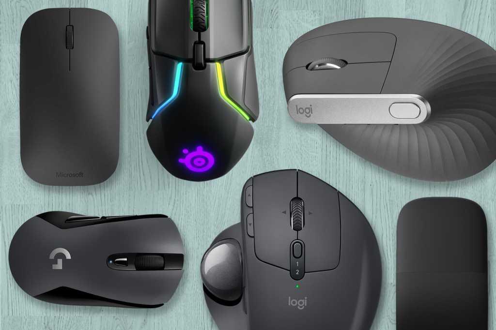 pcw best wireless mice primary