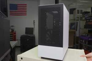 Whoa, NZXT finally put a front mesh panel on the H510