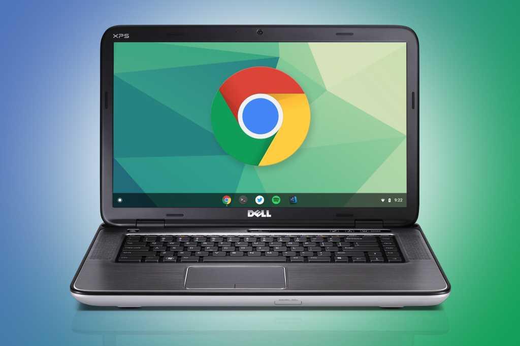 pcw old laptop chromebook logo