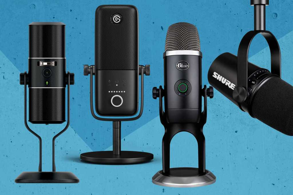 pcw streaming mics primary