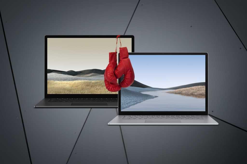 pcw surface laptop 3 ice lake ryzen 7 versus primary