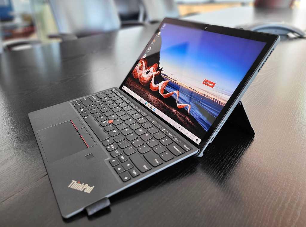 Lenovo ThinkPad X12 Detachable Gen 1 primary 1