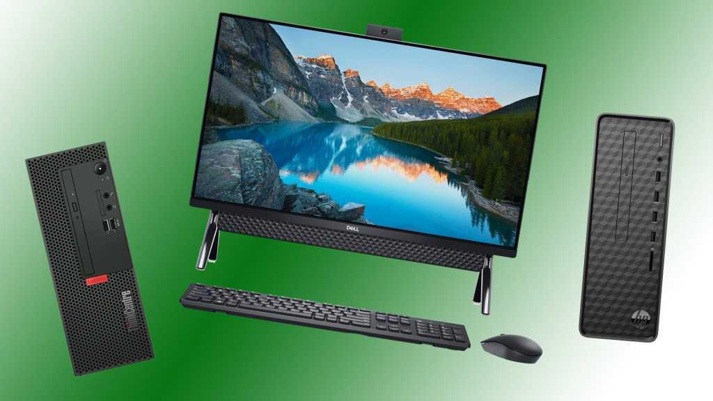 prebuilt PC smorgasboard
