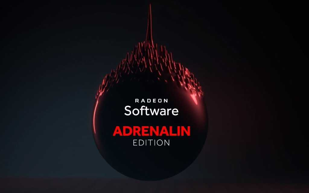 radeon software adrenalin main