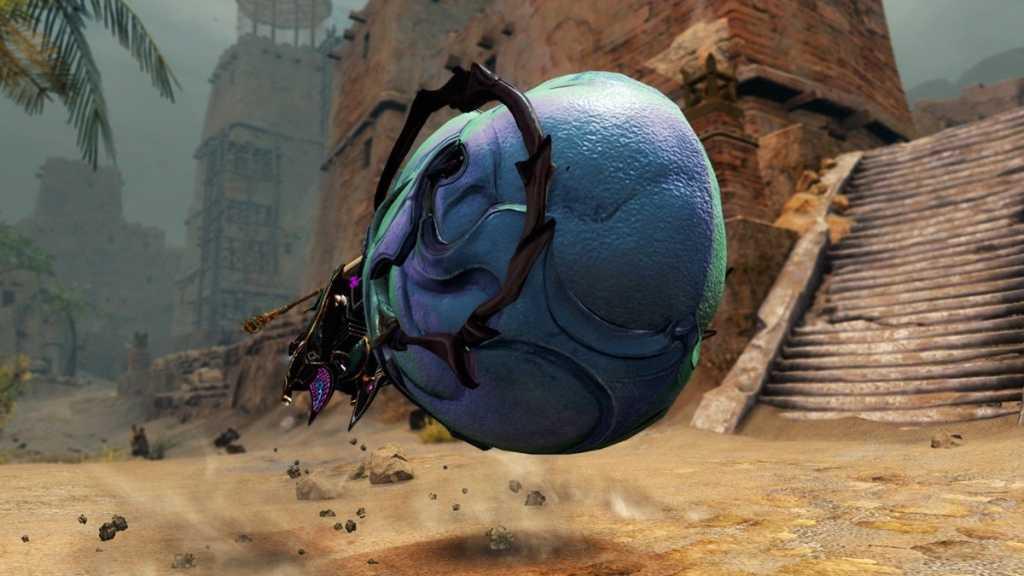 Roller Beetle
