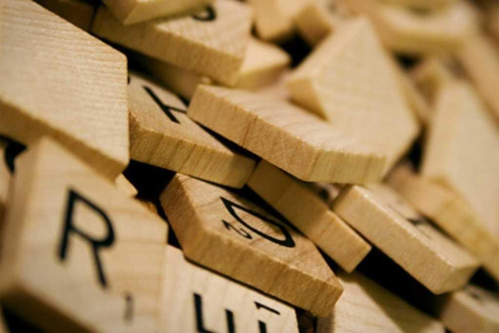 scrabble tiles password metaphor